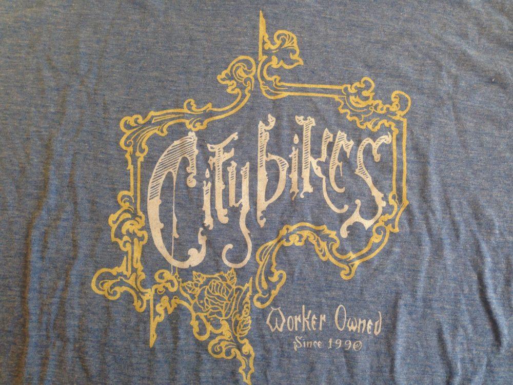 Citybikes T-shirt
